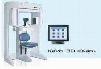 歯科用CT/KaVo 3D exam+